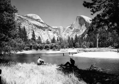 Công viên quốc gia Yosemite, Mỹ qua những bức ảnh lịch sử