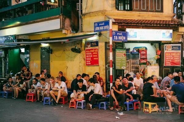 Hà Nội, thiên đường ẩm thực phố không ngủ