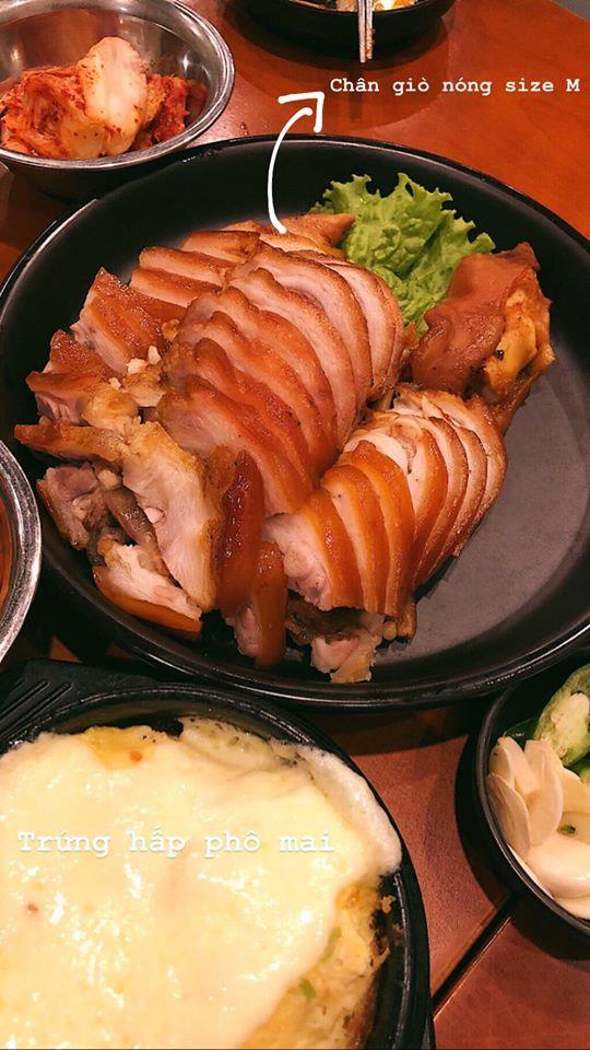 [Góc khen] Nhà hàng Yeol Kwang. 72 Trương Công Giai, Cầu Giấy.