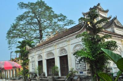 Độc đáo ngôi chùa cổ lai thánh đường Công giáo ở Việt Nam