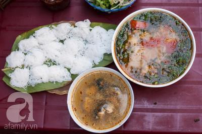 4 quán bún ốc cổ truyền hàng chục năm tuổi ở Hà Nội