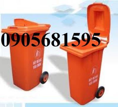 thùng rác 240 lít giá rẻ tại đà nẵng 0905681595