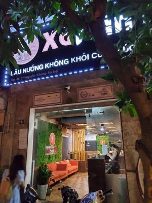 Góc chê Nhà hàng Xả Hận 311 Nguyễn Khang