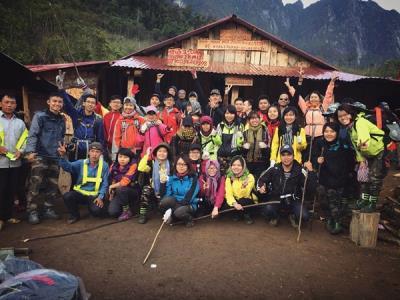 kinh nghiệm leo núi an toàn của các phượt thủ