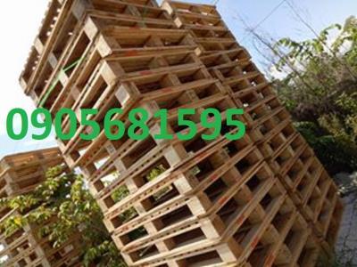 Pallet gỗ thông kê kho, kê hàng hóa giá ưu đãi 0905681595