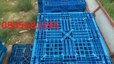 Pallet nhựa đã qua sử dụng hàng nhập khẩu giá rẻ 0905681595