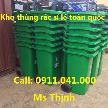 Giá bán thùng rác công cộng tại an giang, trà vinh lh 0911.041.000