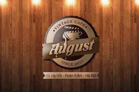 Ký sự checkin August Cafe số 8b Hạ Hồi