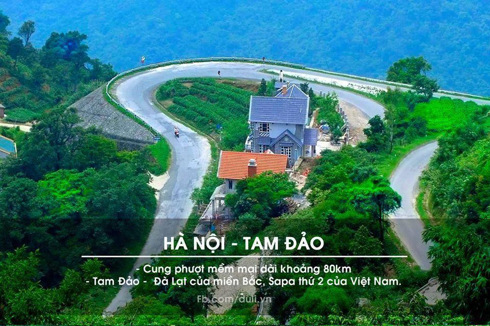 Những cung phượt đẹp nhất Việt Nam