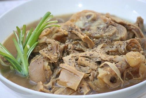 Các món ăn ngày tết cổ truyền ở miền Bắc
