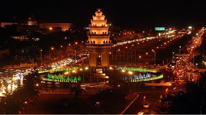 Tour Campuchia 4N3Đ: Shihanouk Ville – Bokor - Kohrong - Phnôm Pênh (Deal)