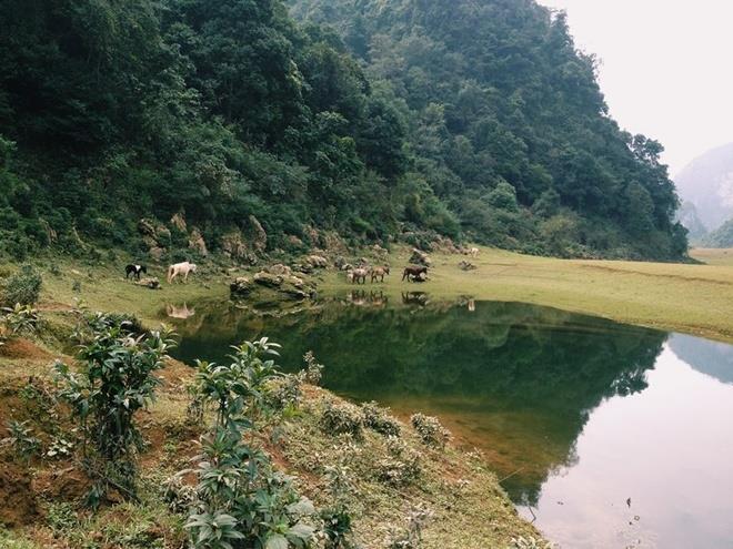 Tuyệt tình cốc hút phượt thủ ở Cao Bằng