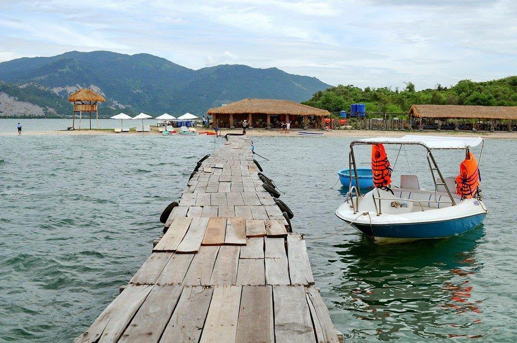 Phượt bụi vi vu trên đảo Điệp Sơn, Khánh Hòa