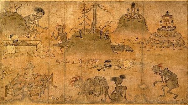 Truyền thuyết tháng CÔ HỒN (tháng 7 âm lịch) và 18 điều kiêng kỵ trong ngày này